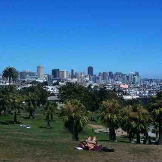 Photo of Dolores Park