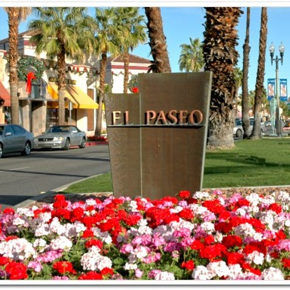 Photo of El Paseo Shopping District