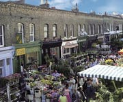 Photo of Columbia Road Market