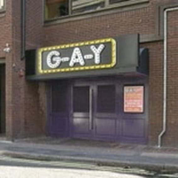 Photo of G-A-Y Late