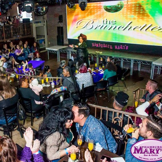 Photo of Hamburger Mary's Long Beach nightclub