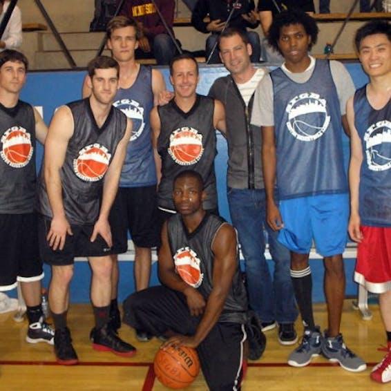 Photo of San Francisco Gay Basketball Association