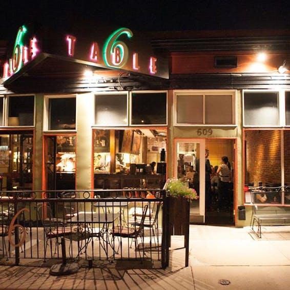 Photo of Table Six Restaurant