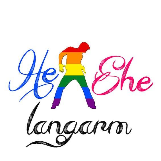 Photo of HeShe Langarm