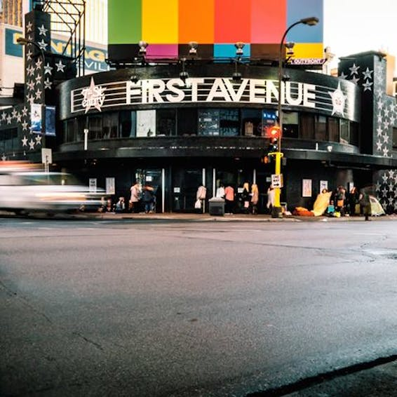 Photo of First Avenue & 7th St Entry