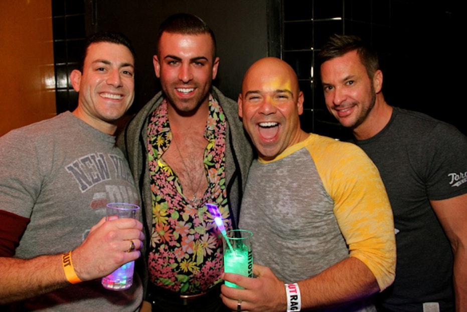 nyc gay Splash