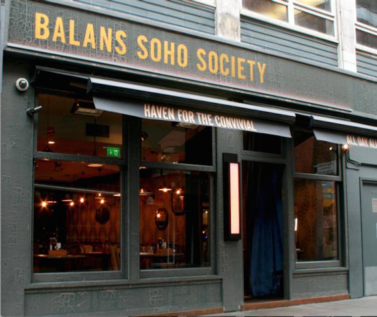 Photo of Balans Soho No. 60