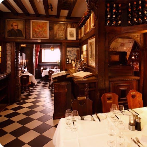 Photo of Restaurant d' Vijff Vlieghen