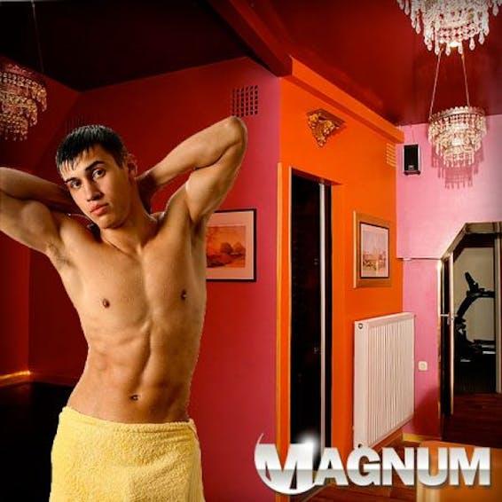 Sauna club magnum