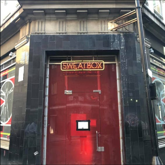 Review of gay sauna in london