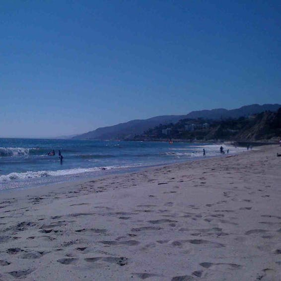 Photo of Will Rogers Beach