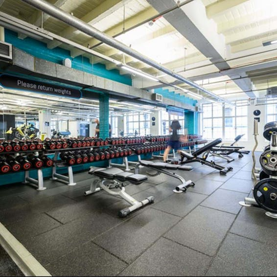 Photo of PureGym London Covent Garden (formerly Soho Gym)