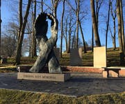 Photo of Indiana AIDS Memorial