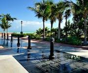 Photo of Key West AIDS Memorial