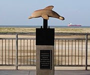 Photo of Pink Dolphin Monument