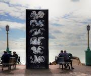 Photo of Kiss Wall-Brighton