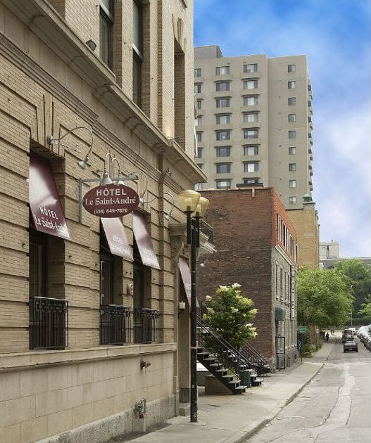 hotel Gay montreal