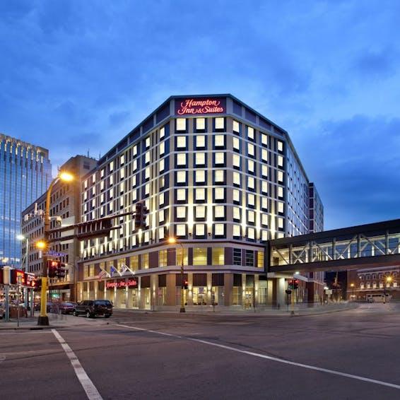 Photo of Hampton Inn & Suites Minneapolis Downtown