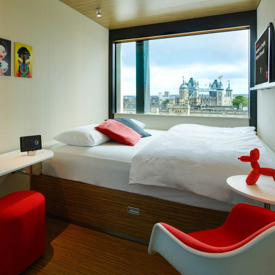 Photo of citizenM Tower of London Hotel