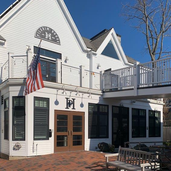 Photo of Pilgrim House & Landing Restaurant