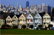 Photo of Alamo Square Park