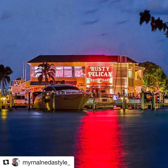 Photo of The Rusty Pelican Restaurant in Miami