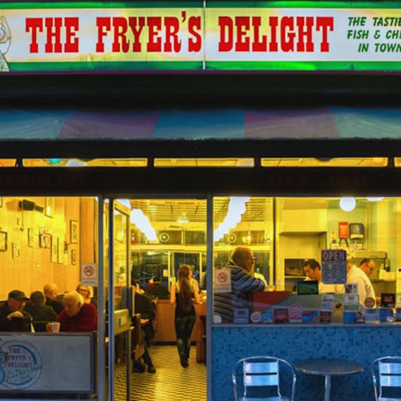 Photo of The Fryer's Delight