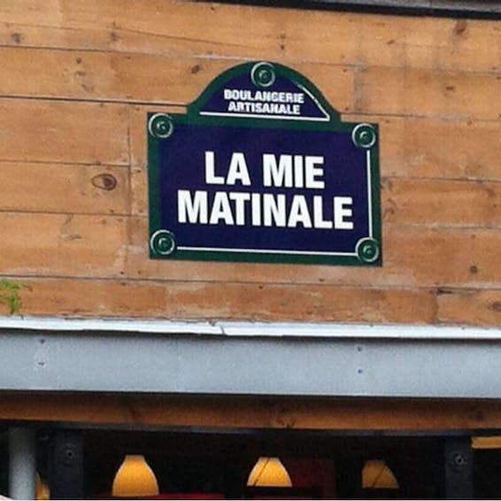 Photo of La Mie Matinale Inc