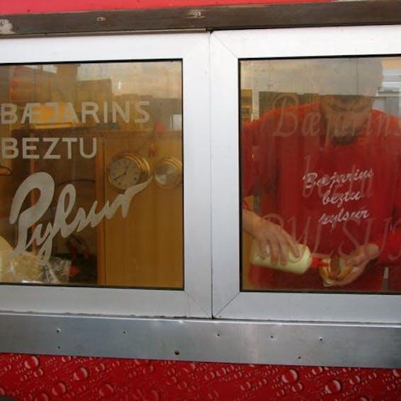 Photo of Bjarins Beztu Pylsur