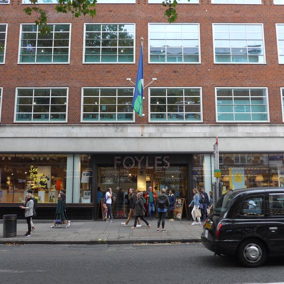 Photo of Foyles