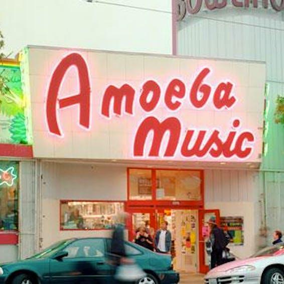 Photo of Amoeba Music