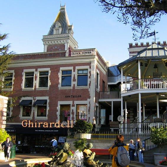 Photo of Ghirardelli Square