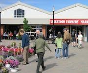 Photo of Saskatoon Farmers' Market